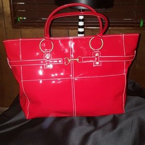 LANCOME LARGE TOTE NEW